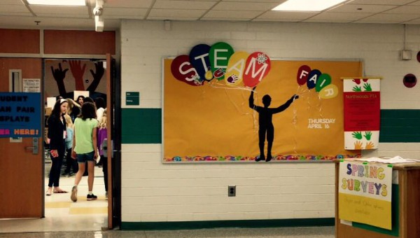Northwoods Elementary is STEAMing ahead!