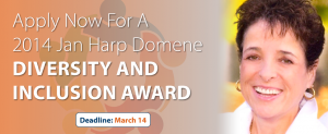 2014 Jan Harp Domene Award_FINAL 2