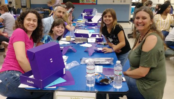 Have Robotics Fun at a STEM + Families littleBits Invention Night