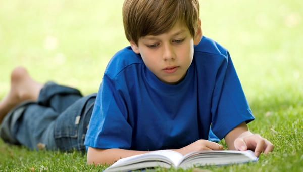 Want a Boy to Read This Summer? Listen First
