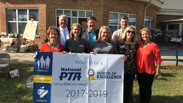 Becoming a School of Excellence: Pearson's Corner Elementary School PTA