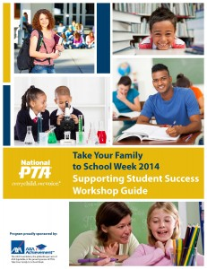 Coverpage from TYFTSW_Guide_StudentSuccess_FINAL