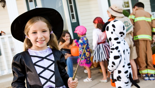 Tips for a Safe (and Fun!) Halloween