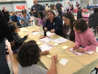 First Time's the Charm with a STEM + Families Math Night SPOTLIGHT: Riverdale Elementary PTA (Orlando, Fla.)