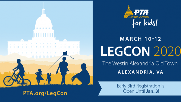 Save the Date! Get Ready for LegCon 2020