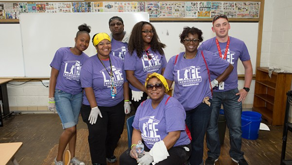 Quicken Loans Gives Back to the Community