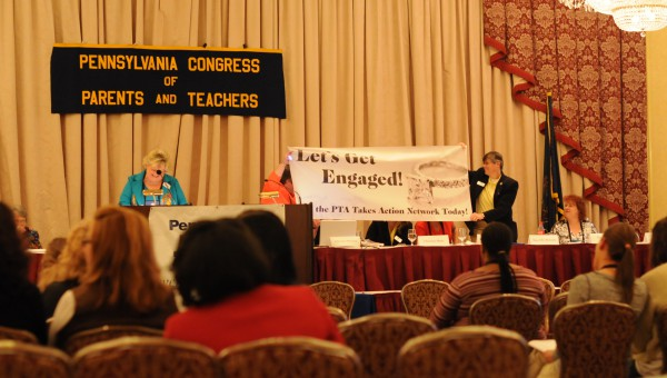 Pennsylvania PTA: Let's Get Engaged! Convention Campaign