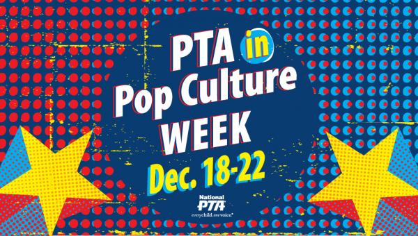 It's PTA in Pop Culture Week!