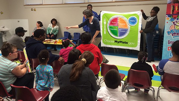 """Wake County """"Smart from the Start"""" Coalition Empowers Kids to Live Healthy"""
