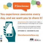 ShareAwesome Clever Gram