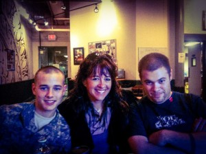 Sherri and Boys