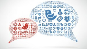 Social Media _ Speech Clouds