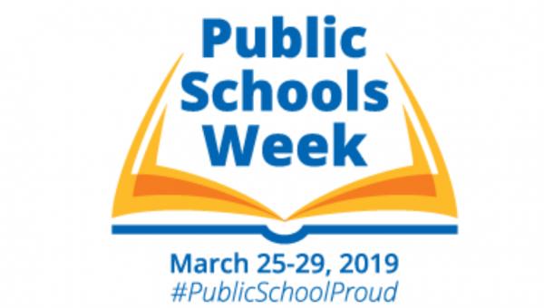 National PTA is #PublicSchoolProud March 25-29, 2019