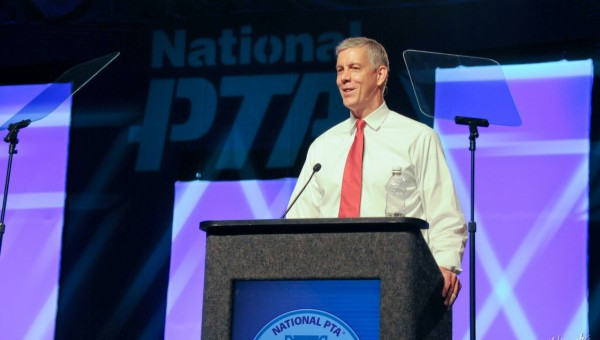 Secretary Duncan Announces Parents' Set of Rights at National PTA Convention