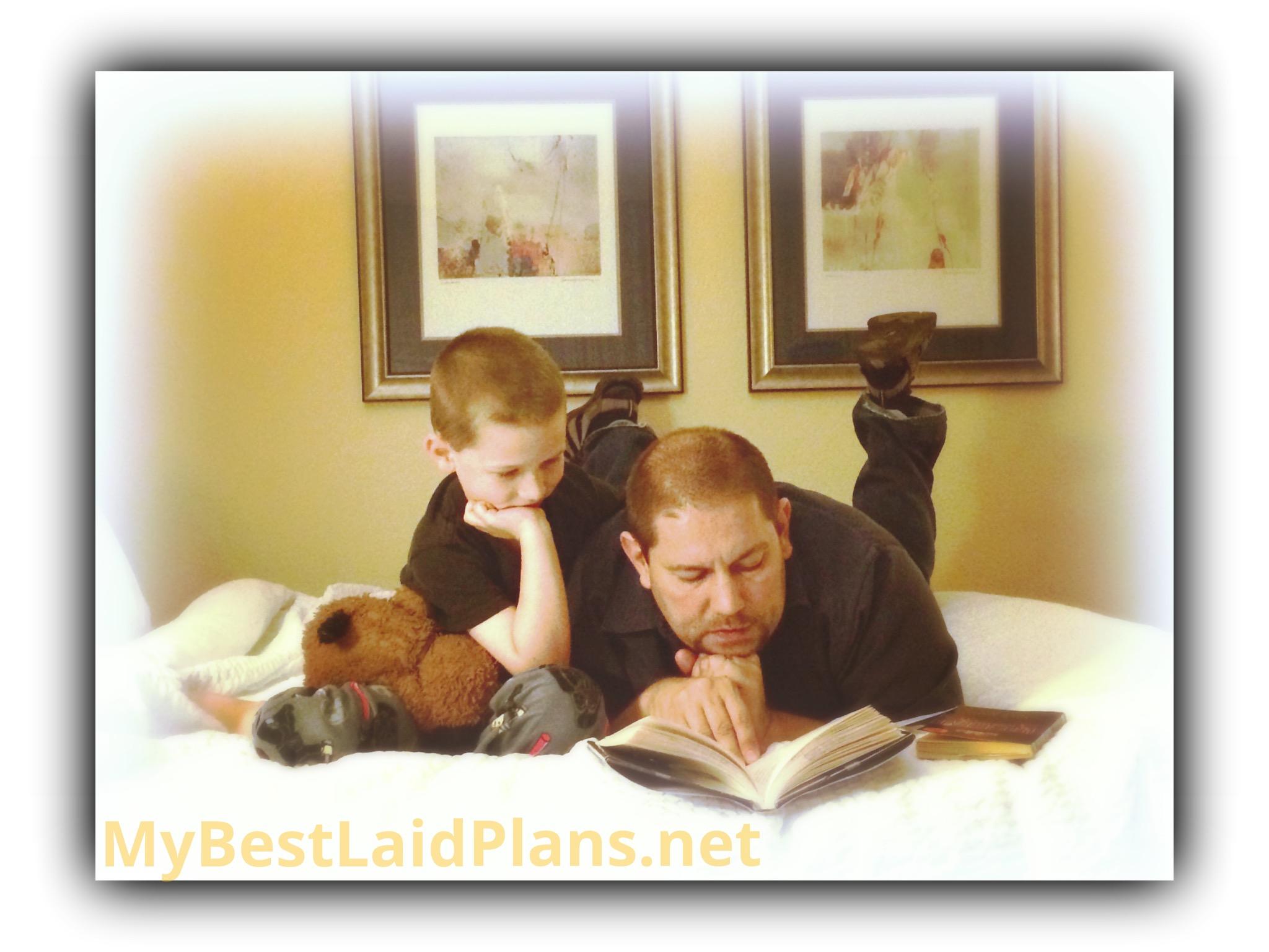 The Best Laid Plans Shorter