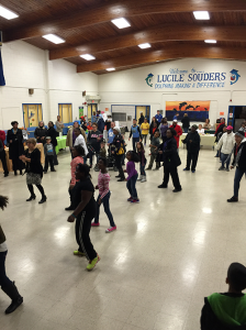 Lucile Souders Elementary Fall Fitness Fair