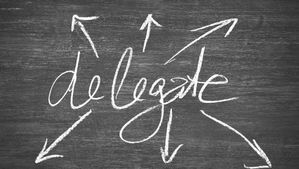 Delegate or Do it Yourself?