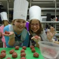 girl scout making meatballs Forest Hills MI