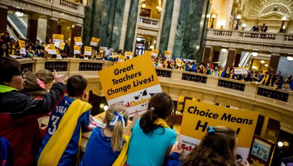 National School Choice Week: Truth about School Vouchers