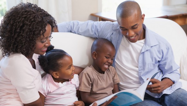 Vacation and Read Together—Take the Family Reading Challenge!