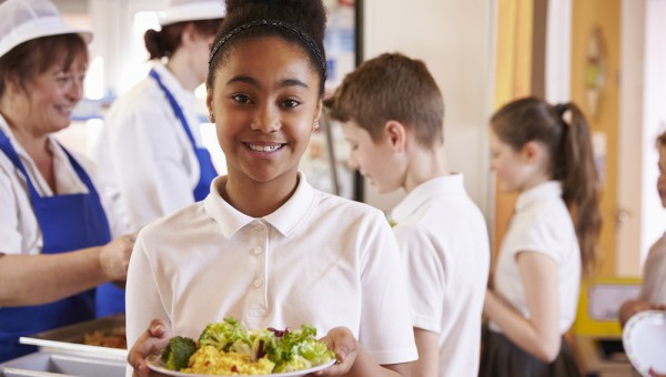 Protecting the Progress We've Made in School Nutrition